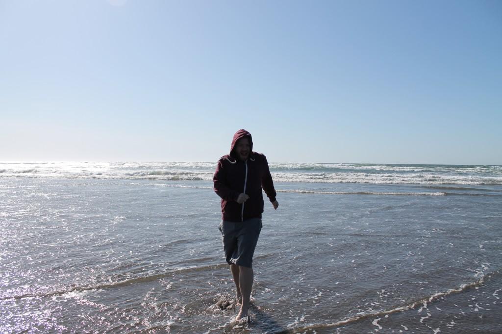 Ocean run!