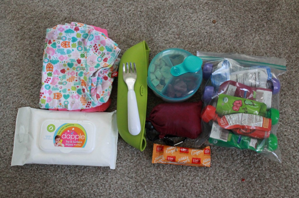 Toddler Travel OXO Tot Diaper Bag (1 of 1)
