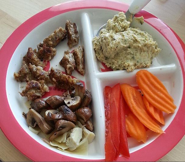 Munchkin-lunch