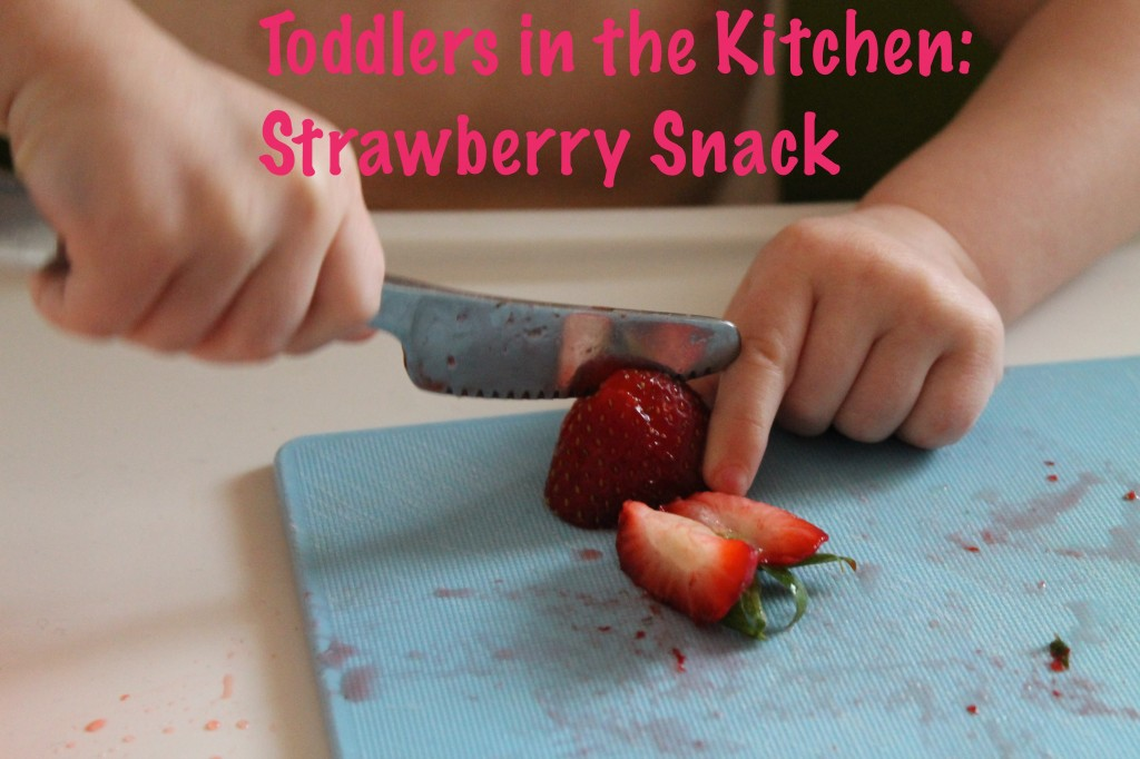 ToddlerKitchenStrawberry