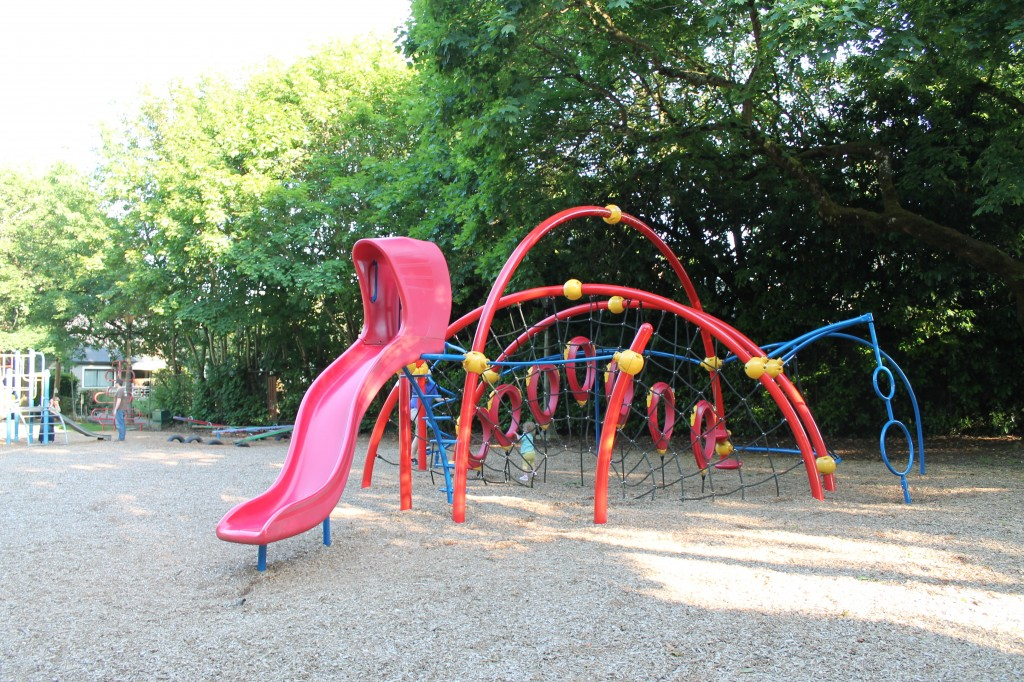 Irving City Park - New Construction Playground