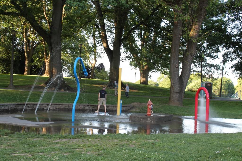 Irving City Park- Splash Pad