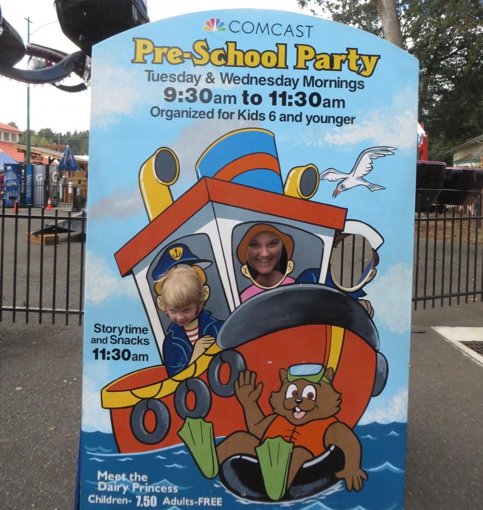OaksParkFrogHopPreschoolparty