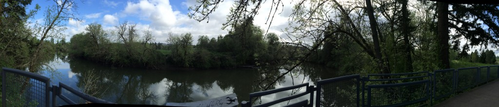 Earth Day 2015 - Wildlife Refuge-Pano River