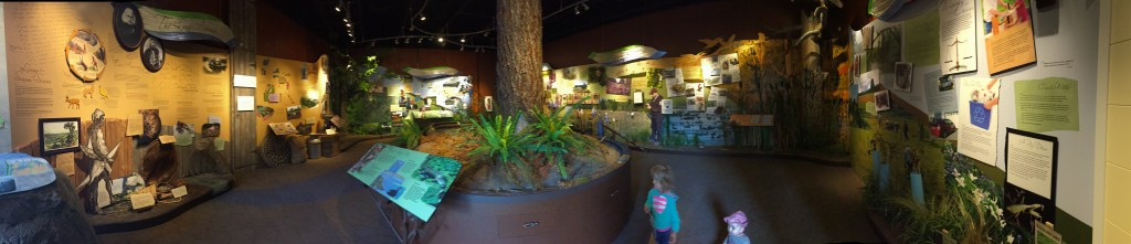 Earth Day 2015 - Wildlife Refuge-PanoDiscoveryRoom