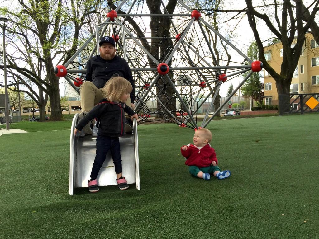 Portland Area Parks - Dawson Park - Alder Smiles