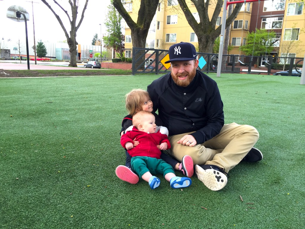 Portland Area Parks - Dawson Park - Dada & Kids