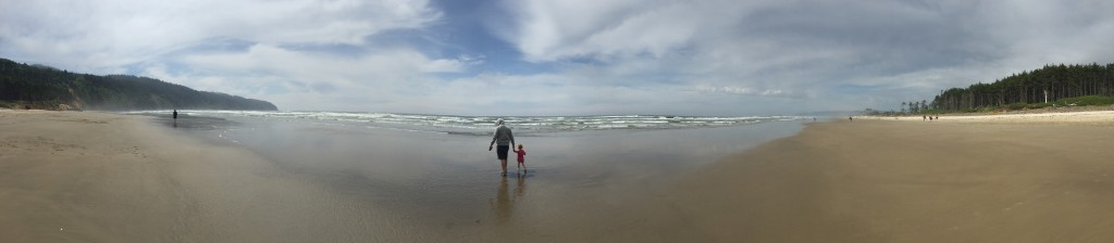 Oregon Adventures | Camping/Yurting at Cape Lookout | Naturally Family
