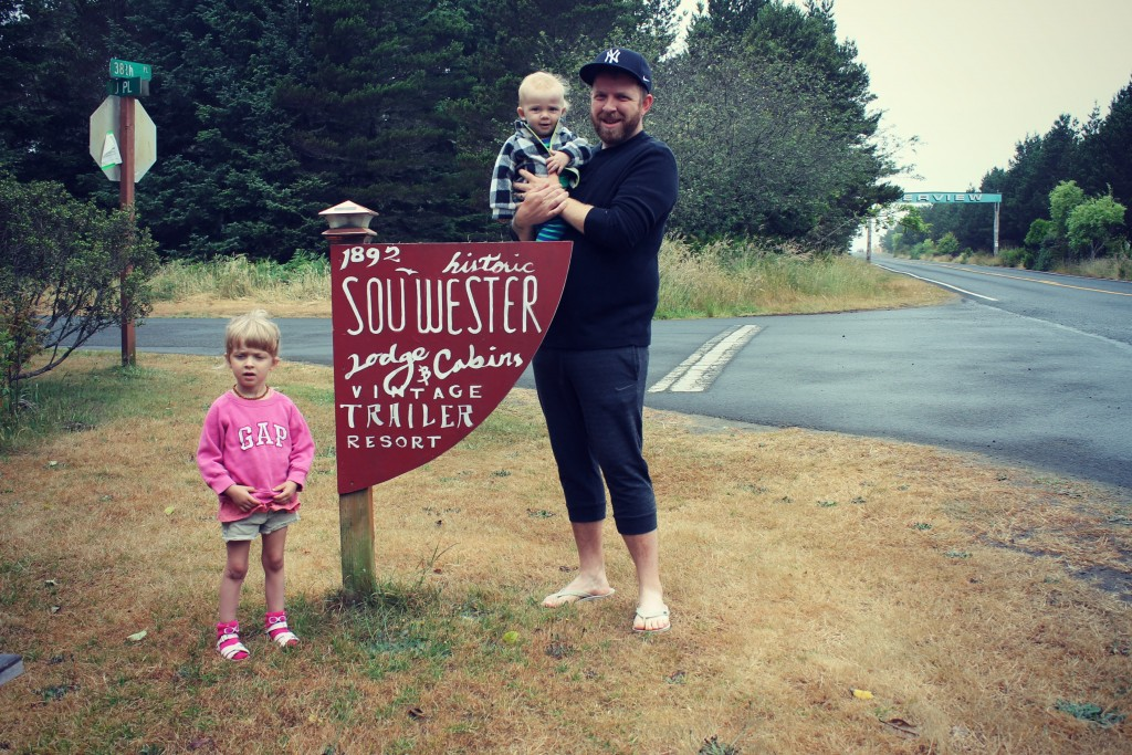 [Day In The Life] Sou'Wester Lodge, Leadbetter Point State Park & Astoria, OR