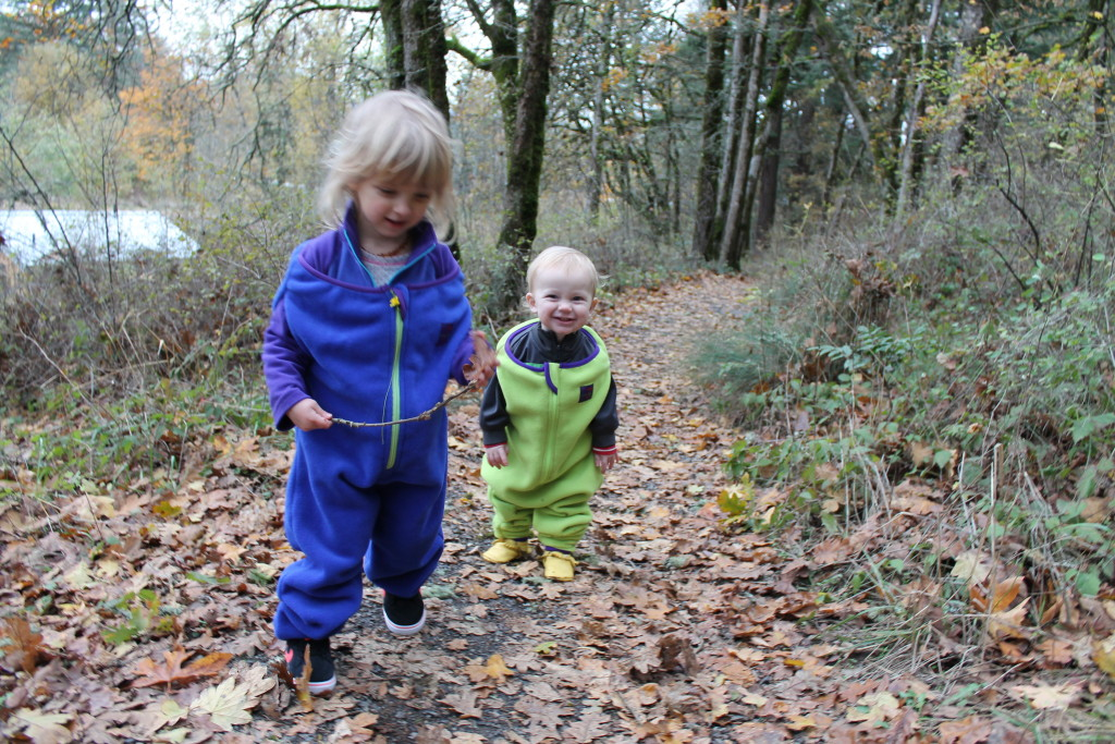 Adventures at Mt. Talbert Park | PDX with Kids