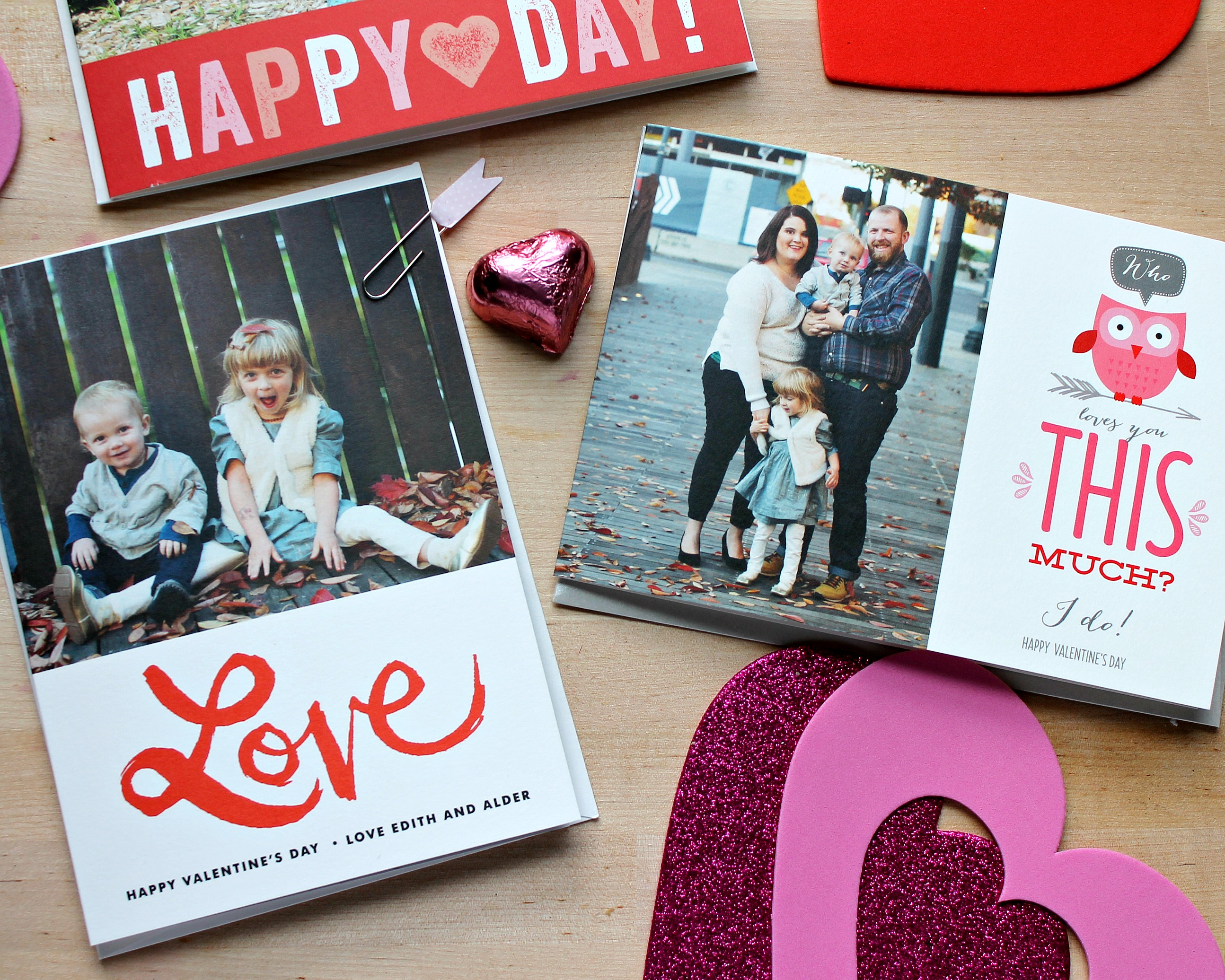Personalized Valentine S Day Cards Minted